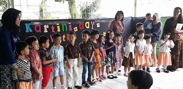 James Pakuan School Kartini Day 2018