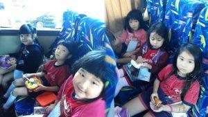 TK James Pakuan School Berkunjung ke Sea World Ancol