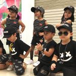 Personil K1 James Kid School - Black Magic Dance