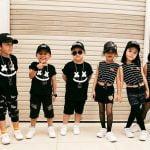 Personil K1 James Kid School - Black Magic Dance
