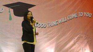 Kata Sambutan Ma'am Indri
