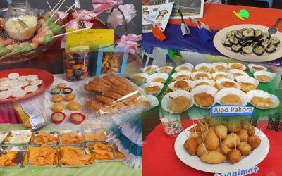 International Fair With James Elementary School
